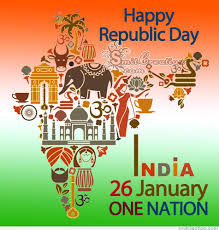 68th Republic Day - 26 January 2018