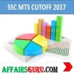 SSC MTS Cut off 2017 Expected
