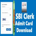 SBI Clerk Call Letter AffairsGuru