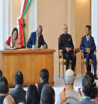 India, Madagascar sign umbrella agreement in defence sector