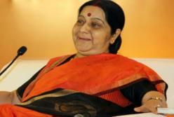 Susma Swaraj visit to China