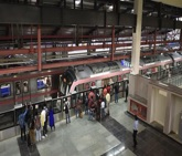Delhi Metro pink Line Innaugurated