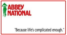 Abbey National's Slogan