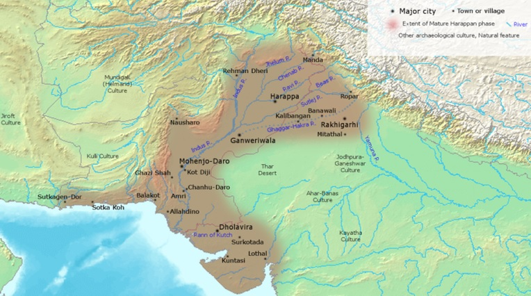 Mahor City or Town In Indus Valley Civilization