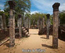 Rocks & Pillars
