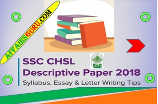 SSC CHSL Tier 2 Syllabus, Essay & Letters , Writing Tips