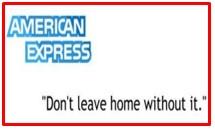 slogan of American Express