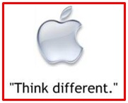 slogan of Apple