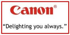 slogan of Canon