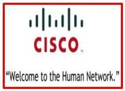 slogan of Cisco Systems