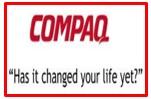 slogan of Compaq