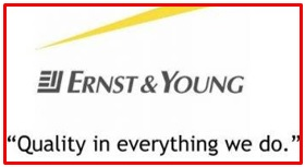 slogan of Ernst & Young