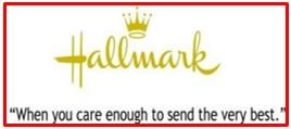 slogan of Hallmark