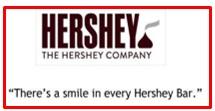 slogan of Hershey's