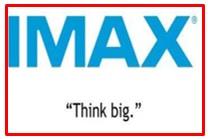 slogan of Imax