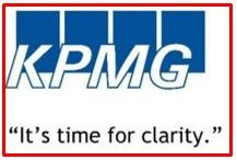 slogan of KPMG