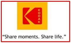 slogan of Kodak