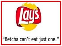 slogan of Lay's