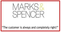 slogan of Marks & Spencer
