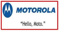 slogan of Motorola
