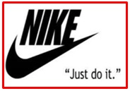 slogan of Nike