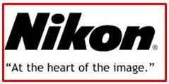 slogan of Nikon