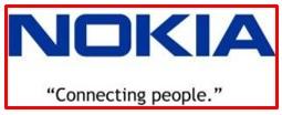 slogan of Nokia
