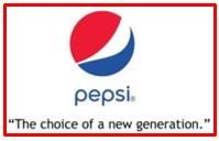 slogan of Pepsi