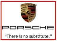 slogan of Porsche