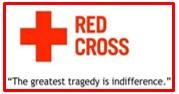 slogan of Red Cross