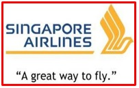 slogan of Singapore Airlines