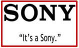 slogan of Sony