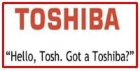 slogan of Toshiba