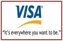 slogan of VISA
