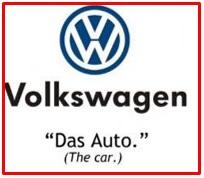 slogan of Volkswagen