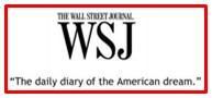 slogan of Wall Street Journal