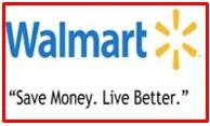 slogan of Walmart