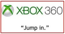 slogan of Xbox 360