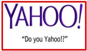 slogan of Yahoo!