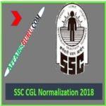 SSC CGL Normalization 2018 - AffairsGuru