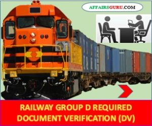 Railway Group D Document Verification