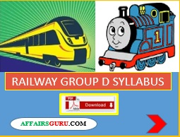 rrb group d syllabus