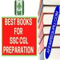 Best Books for SSC CGL Preparations