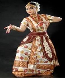 Krishnakahi Kashyap performing Sattriya Dance
