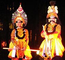 Yakshagana Dance