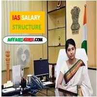IAS Officer Salary Structure
