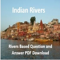 Indian Rivers Quiz Question and Answer PDF Download