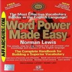 Word Power Made Easy Cover Photo