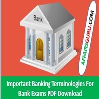 Important Banking Terminologies For Bank Exams