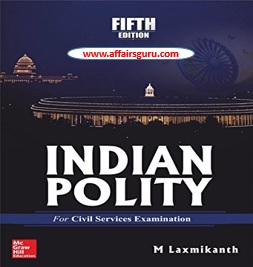 Indian Polity by Laxmikant Cover